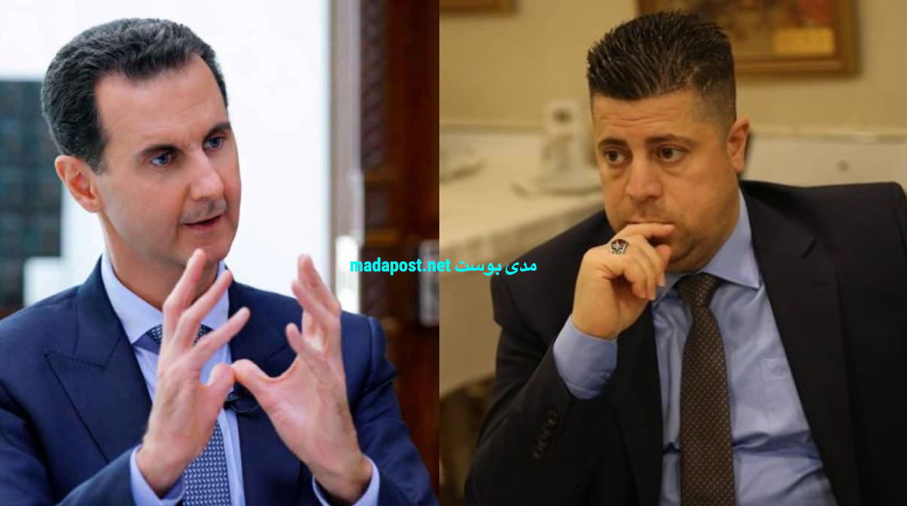 مرشح رئاسة سوريا عبد الله الحمصي رأس النظام السوري بشار الأسد