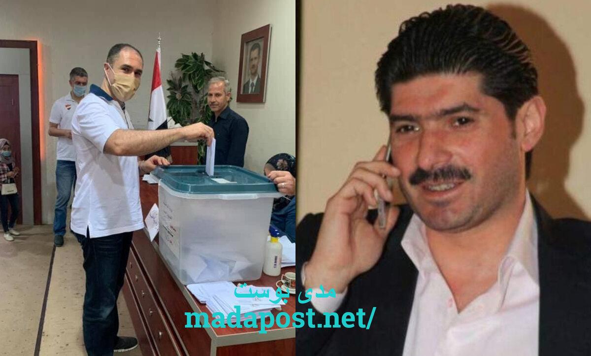 فارس شهابي وحسام قاطرجي