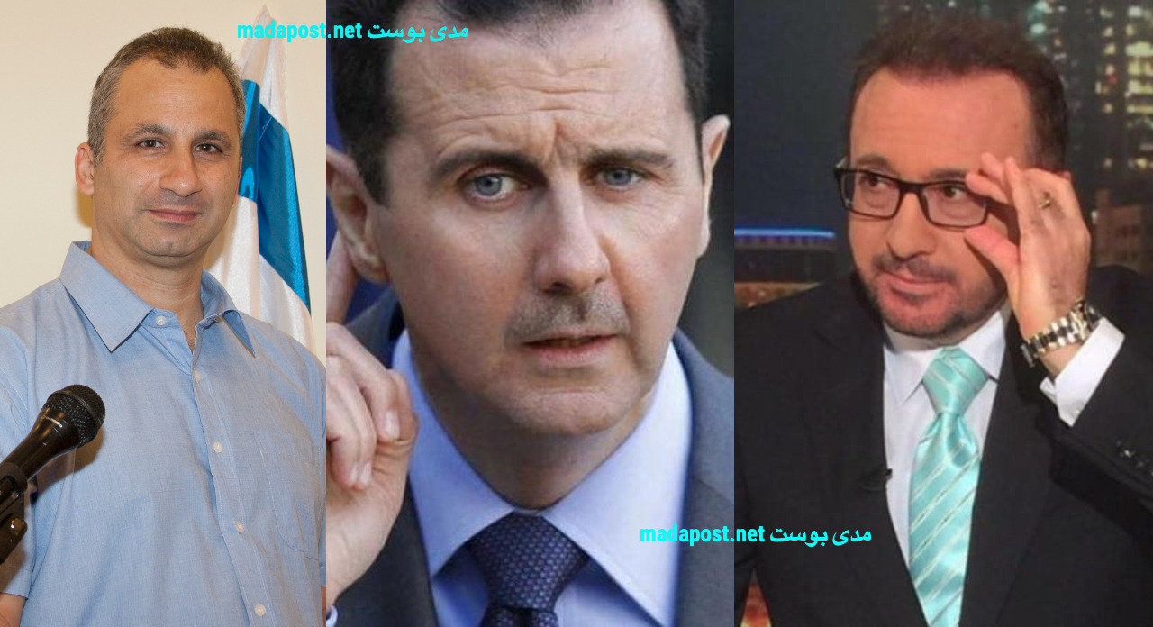 القاسم وكوهين وبشار الأسد
