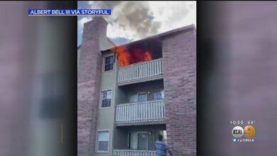 """Photo of تصرّف بطولي.. لاعب ينقذ حياة طفل ألقته والدته من أعلى مبنى في الولايات المتحدة الأمريكية """"فيديو"""""""
