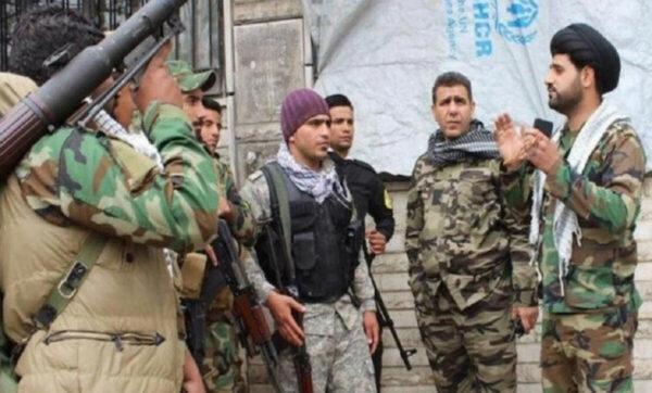 مجموعات إيرانية - يني شفق