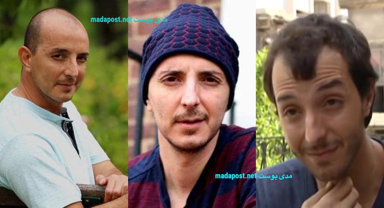 الكاتب والممثل السوري محمد أوسو