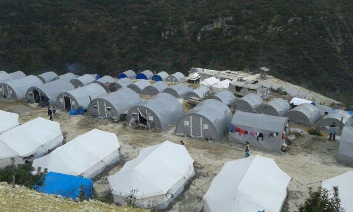 مخيمات شمال غرب سوريا - وكالات