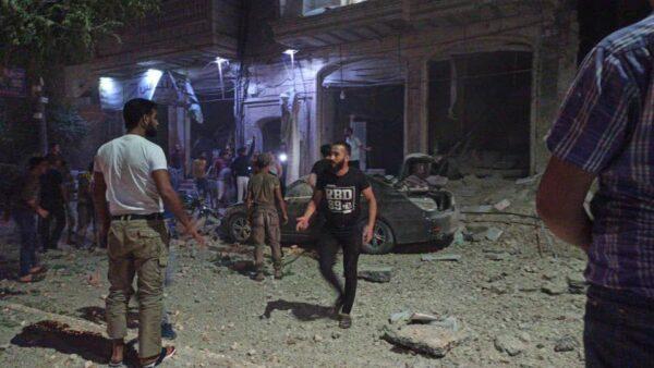 مدينة الباب - ريف حلب الشرقي