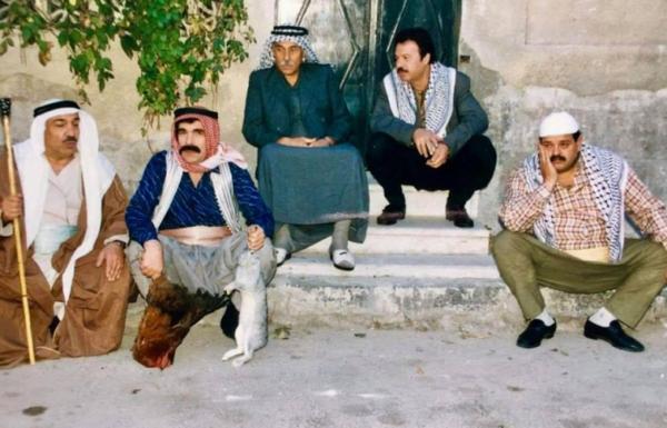 حسن دكاك وياسر العظمة/ مرايا