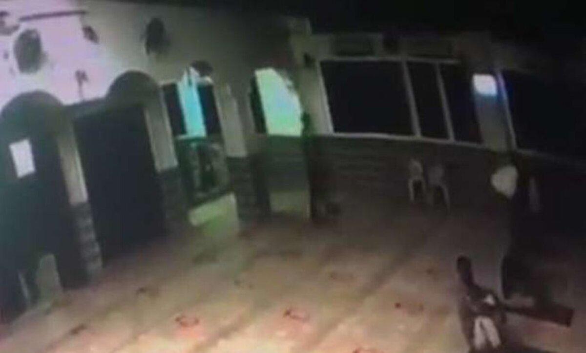 مسجد في الغردقة المصرية - مواقع التواصل
