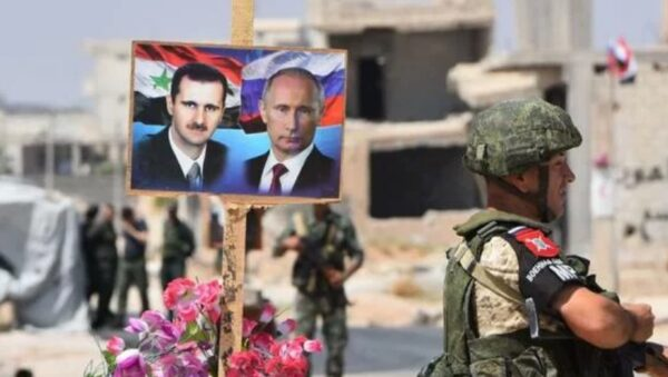 مناطق سيطرة النظام في سوريا - وكالات