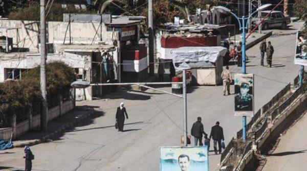 مناطق سيطرة نظام الأسد - وكالات