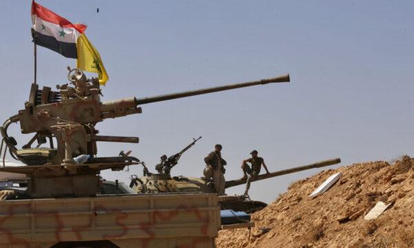 ميـ.ل.يشيات حزب الله - سوريا