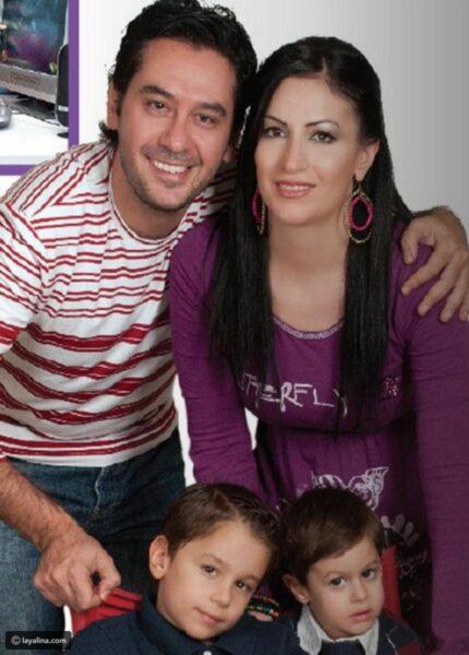 ميلاد يوسف وزوجته - مواقع التواصل