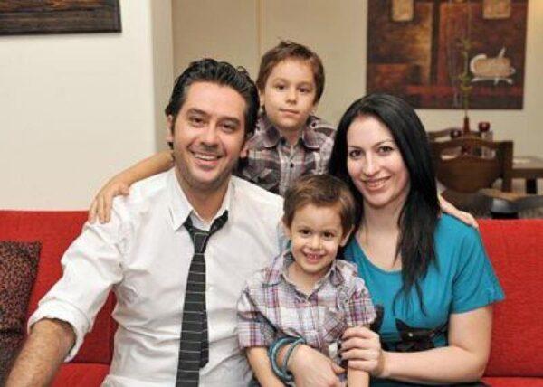 ميلاد يوسف وعائلته - مواقع التواصل