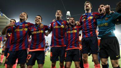 """Photo of بالتزامن مع صفقات و تغييرات جديدة .. نادي برشلونة لكرة القدم يكشف تصميم قميصه الجديد للموسم المقبل """"صور"""""""