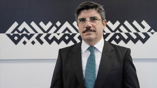 مستشار أردوغان: ياسين أقطاي - الأناضول
