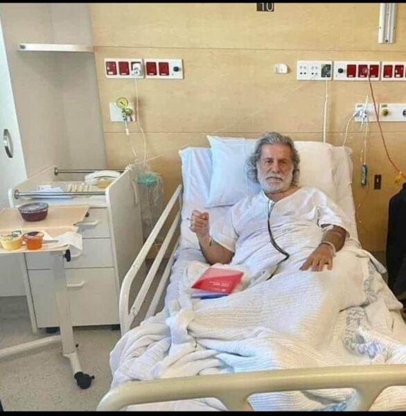 مارسيل خليفة في المستشفى