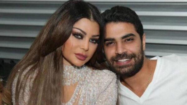 هيفاء وهبي ومحمد وزيري