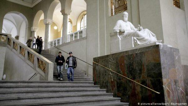 2- جامعة لودفيغ ماكسيميليان في ميونيخ