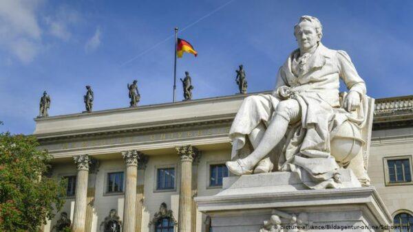 4- جامعة هومبولدت في برلين