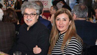 Photo of حقيقة طلاق الفنان عباس النوري من زوجته الكاتبة عنود الخالد (شاهد)