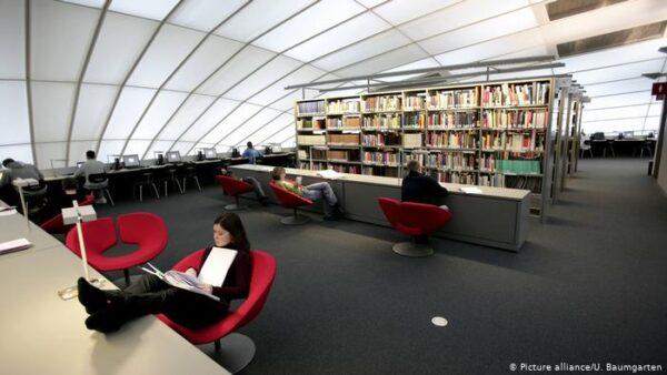 6- جامعة برلين الحرة
