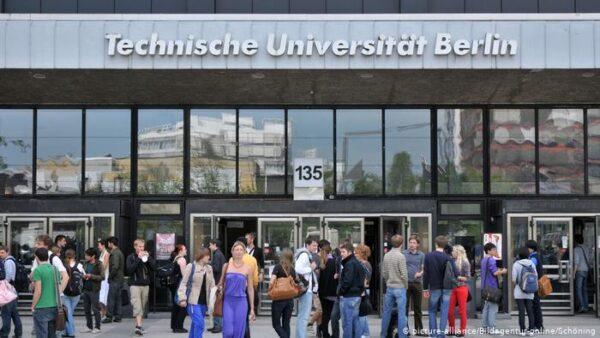 8- جامعة برلين التقنية