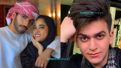 Photo of شهاب ملح انستغرام يُعلن انفصال الثنائي الإماراتي أحمد خميس ومشاعل الشحي! (شاهد)