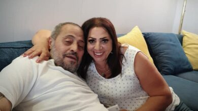 Photo of غادة بشور تحسم الجدل حول زواجها من الفنان جورج وسوف (شاهد)