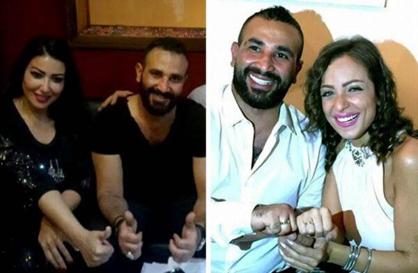 زوجات أحمد سعد