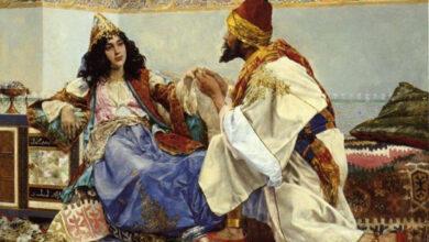 Photo of قصة عشق ونهاية مأساويّة: عتبة بن الحباب وريّا بنت الغطريف