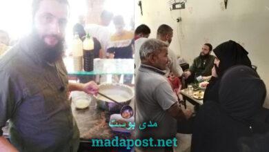 """Photo of الجولاني يلتقط صوراً داخل مطعم للفول في إدلب """"صور – فيديو"""""""