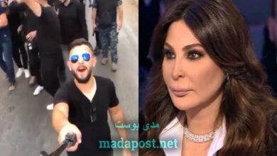 "Photo of إليسا لاتؤيد أي حزب وترد على موالي خامنئي ""فيديو"""