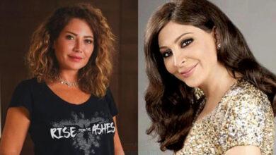 Photo of سلافة معمار تلبي نداء إليسا وتظهر بصورة جديدة معلنة التضامن مع بيروت