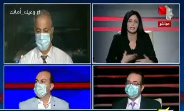 الإخبارية السورية - مذيعة ومسؤول لدى نظام الأسد - يوتيوب
