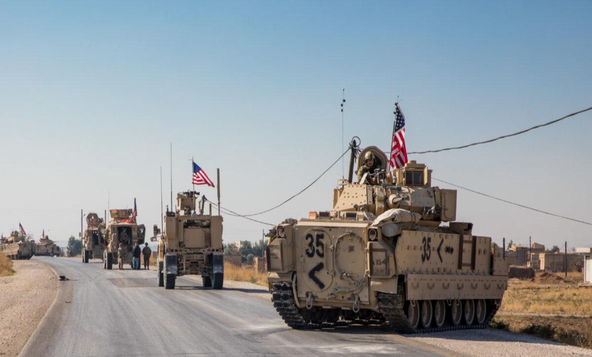 الجيش الأمريكي في سوريا - غلوبال سيكيورتي ريفيو