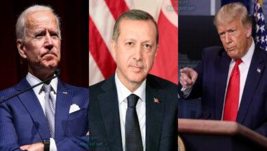Photo of ترامب لبايدن: لا يمكنك التعامل مع قادة أذكياء مثل أردوغان