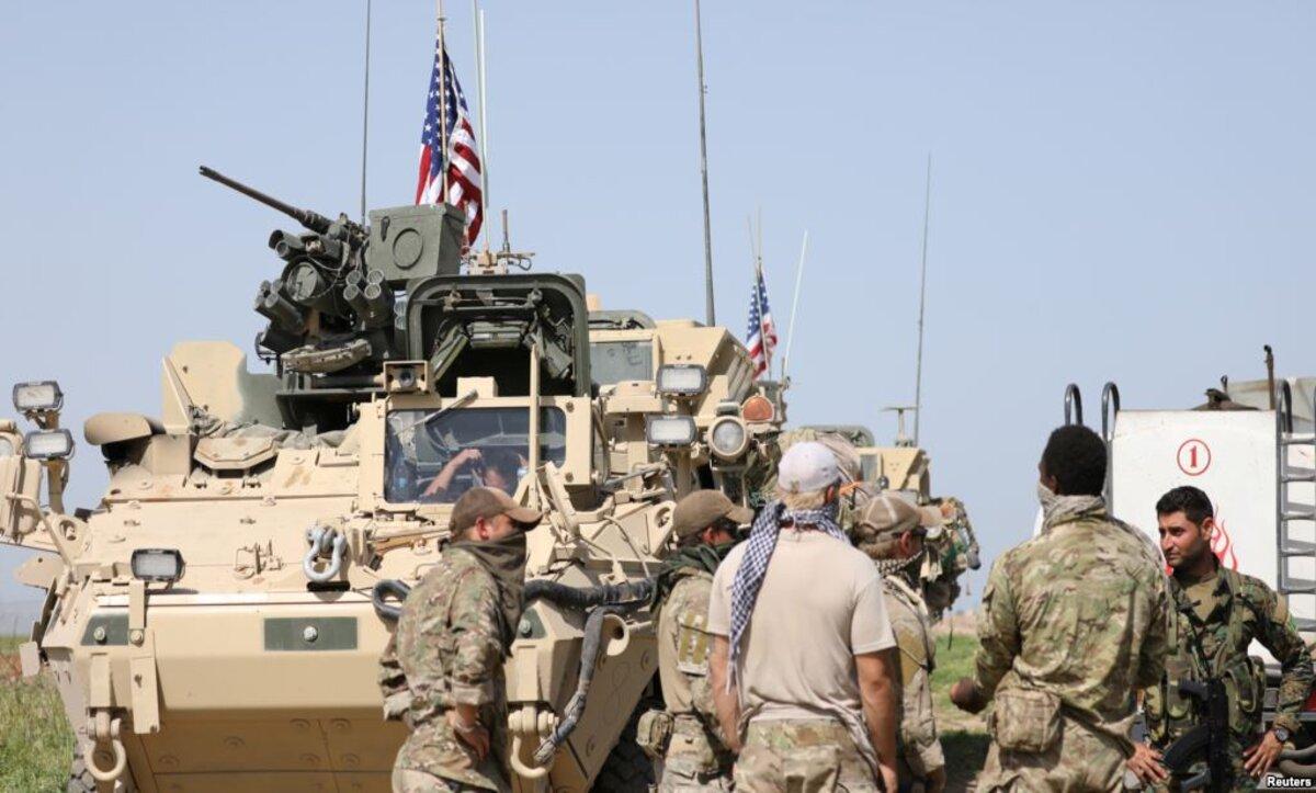 القوات الأمريكية في سوريا- وكالات