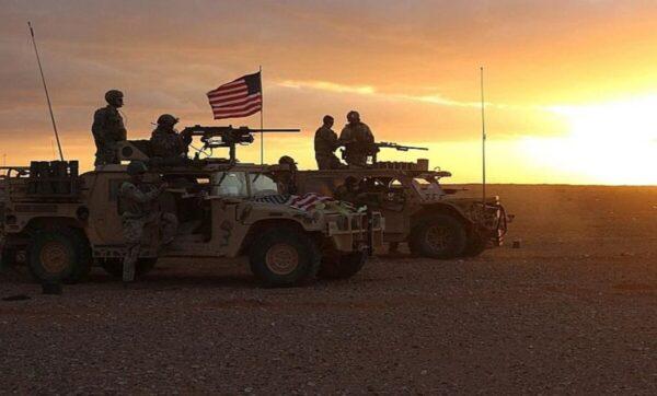 القوات الأمريكية في سوريا - وكالات