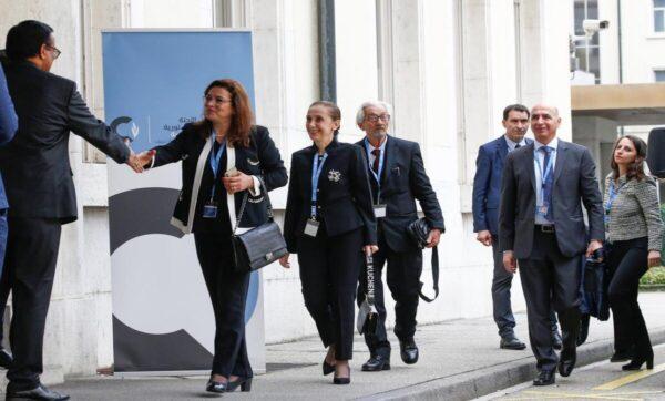 اللجنة الدستورية السورية - أرشيف وكالات