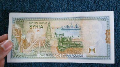 Photo of الليرة السورية بانخفاض جديد مقابل العملات والذهب والتركية في ارتفاع