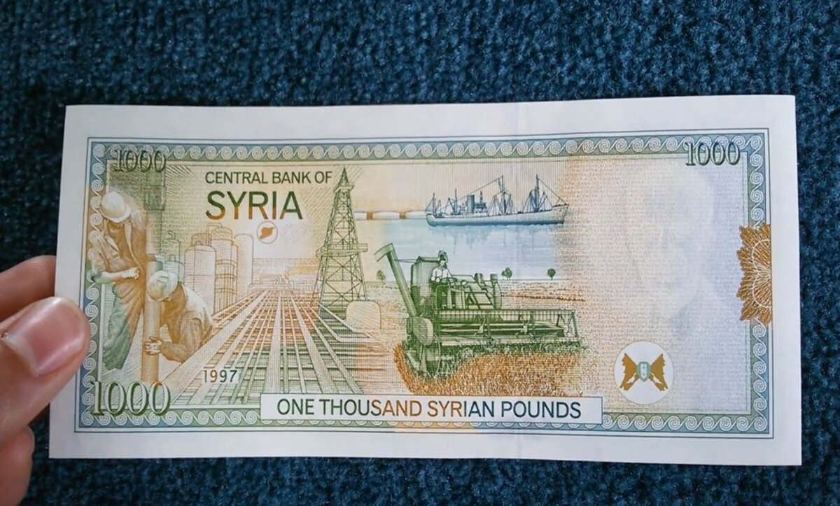 الليرة السورية - مواقع التواصل