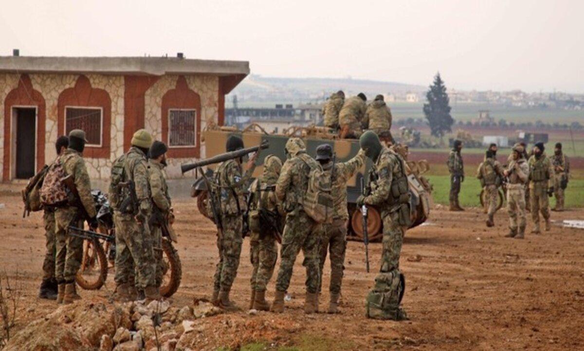 المعارضة السورية في إدلب - وكالات