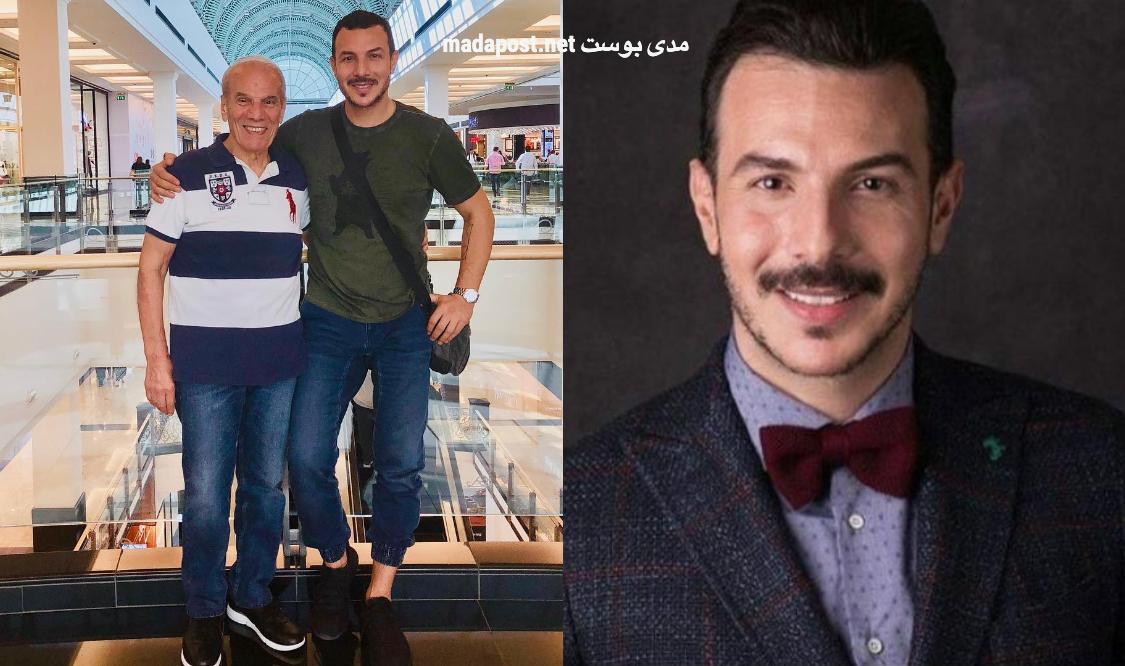 باسل خياط ووالده