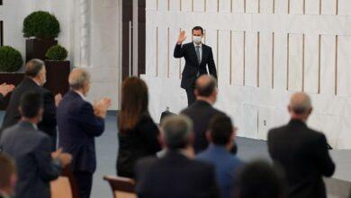 Photo of بشار الأسد يعلق على إغمائه في قصر الشعب.. فيديو يوثق ما قاله