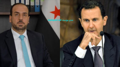 Photo of رئيس الائتلاف السوري: ساعة بشار الأسد اقتربت