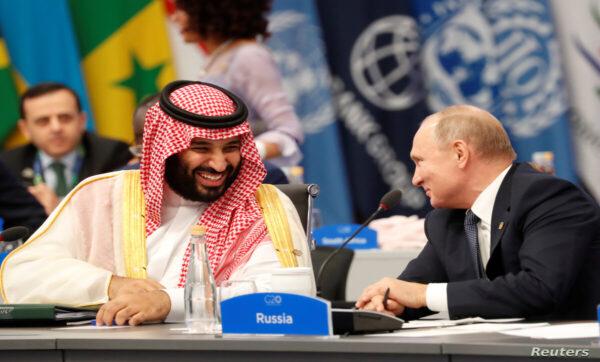 بوتين-وبن-سلمان-في-لقاءات-قمة-العشرين-أرشيف-وكالات