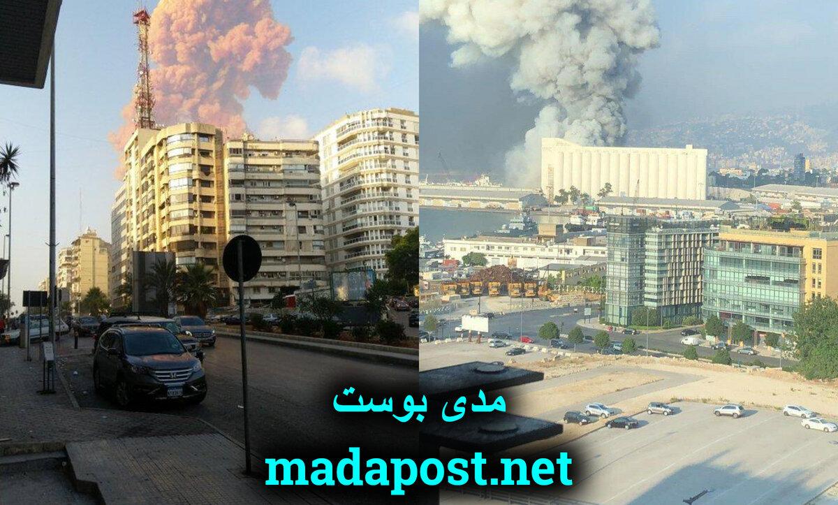 بيروت قرب منزل سعد الحريري - مدى بوست