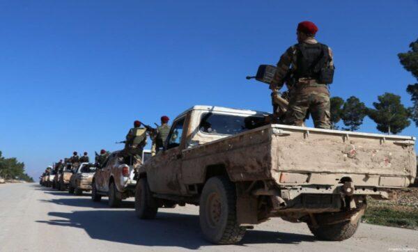تعزيزات في الشمال السوري