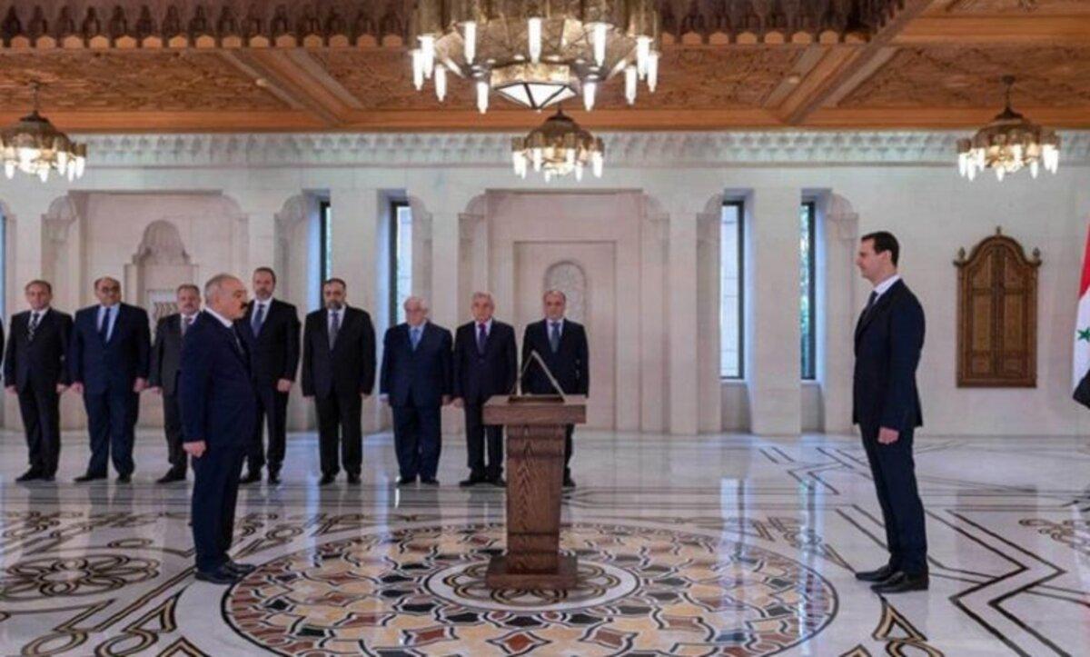 تغييرات نظام الأسد - أرشيف