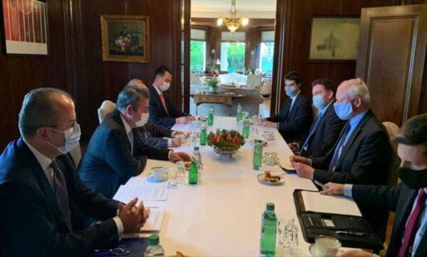جميس جيفري ومحادثات مع مسؤولين أتراك - الأناضول
