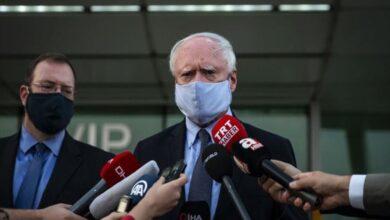Photo of جيفري في تركيا لبحث الملف السوري يتحدثُ عن تطورات مثيرة