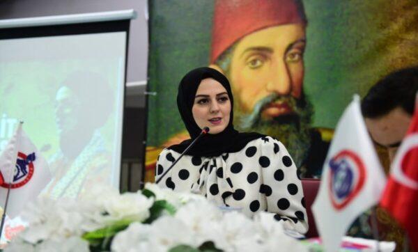 حفيدة السلطان عبد الحميد الثاني - وكالات